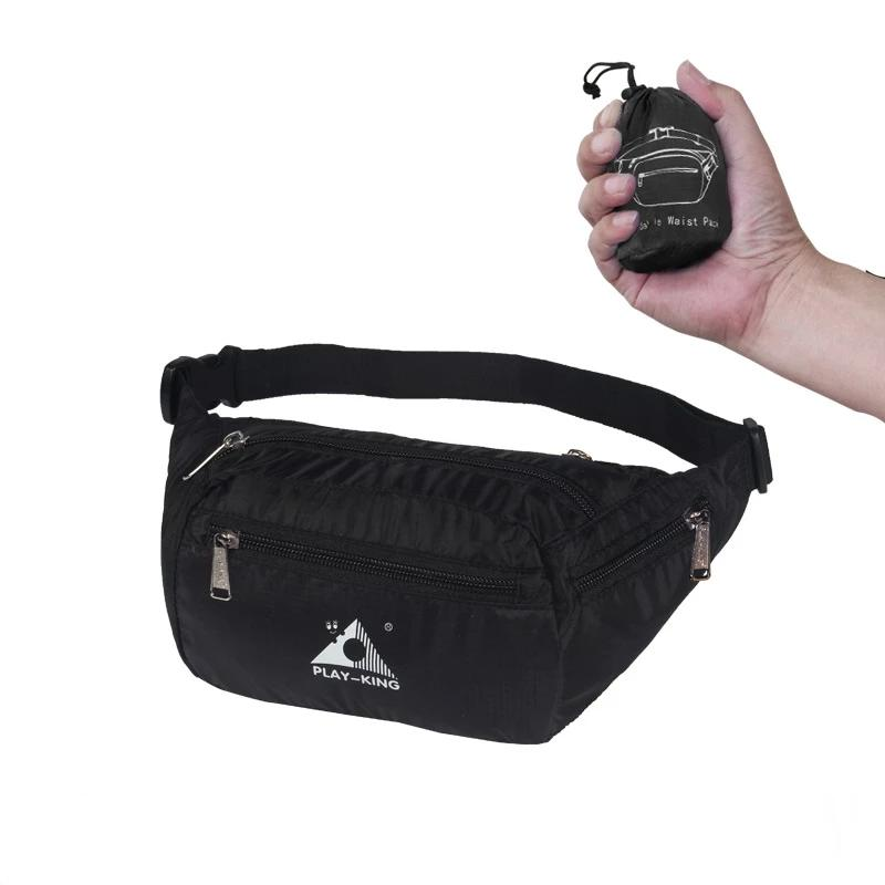 Foldable Waist Bag