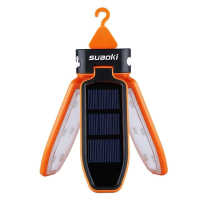 Suaoki Foldable Solar Camping Light