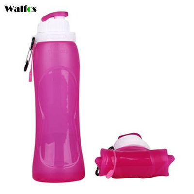 Walfos® Collapsible Water Bottle - 17 oz.
