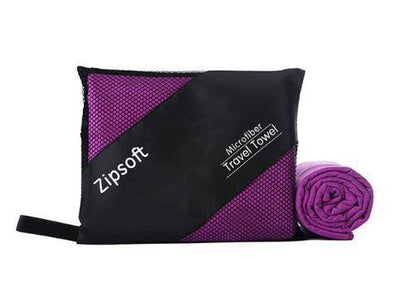 Zipsoft Microfiber Travel Towel