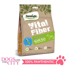 "Load image into Gallery viewer, Dentalight 5376 2.7"" Vital Fiber Brush Treats Small 270g - All Goodies for Your Pet"