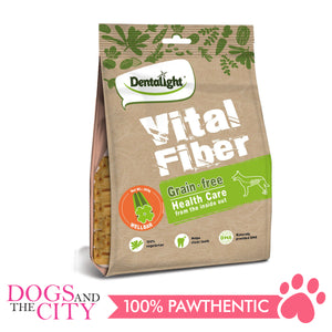 "Dentalight 5406 3"" Vital Fiber Wellbar Treats Small 36 bones 360g - Dogs And The City Online"