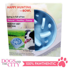 Load image into Gallery viewer, JX Happy Hunting Dog Bowl