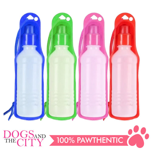 BM Pet Portable Water Feeder 300ml for Dog and Cat