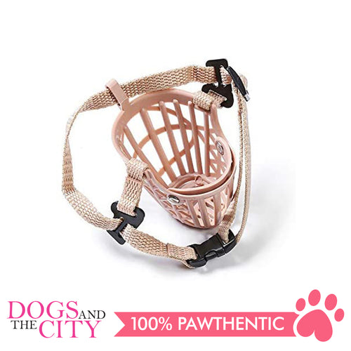BM Dog Muzzle Size 4 - All Goodies for Your Pet