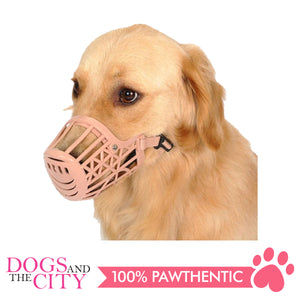 BM Dog Muzzle Size 6 - All Goodies for Your Pet