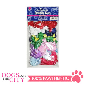 BM Top Performance Pet Grooming Bows for Dog 100's - All Goodies for Your Pet