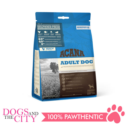 Acana Adult Dog Chicken and Greens 2kg - All Goodies for Your Pet