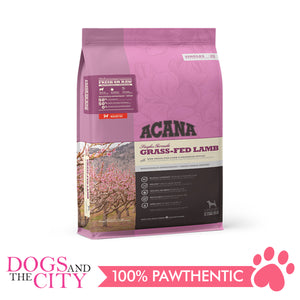 Acana Grass Fed Lamb Dog Food 11.4kg - All Goodies for Your Pet