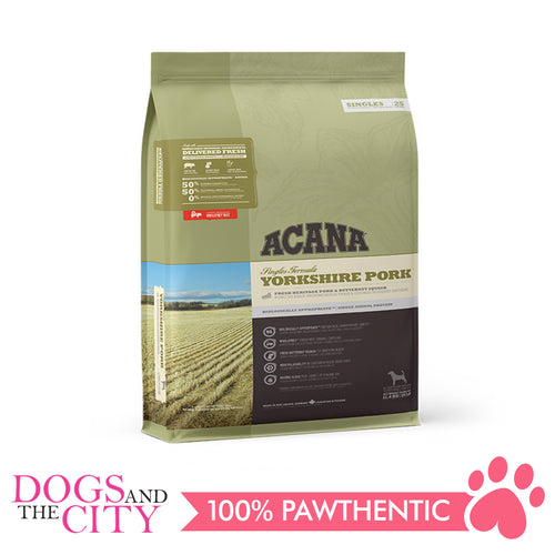 Acana Yorkshire Pork 11.4kg - All Goodies for Your Pet