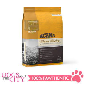 Acana Prairie Poultry Dog Food 11.4kg - All Goodies for Your Pet