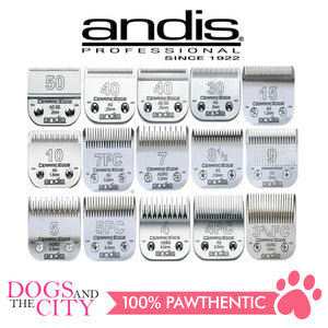 ANDIS UltraEdge® Detachable Blade Size 30 - All Goodies for Your Pet
