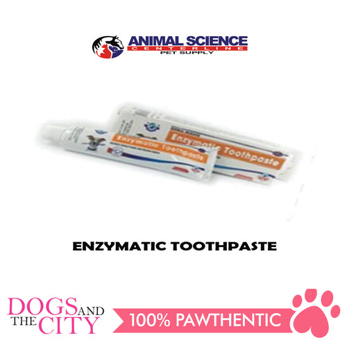 Animal Science Ezymatic Toothpaste 70g - Dogs And The City Online