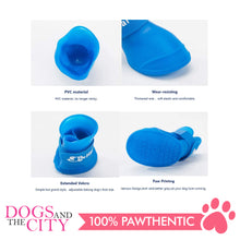 Load image into Gallery viewer, BM Dog Water Proof Rain boots Medium 5x4cm - All Goodies for Your Pet