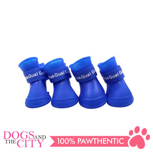 BM Dog Water Proof Rain boots Large 6x4.7cm - All Goodies for Your Pet