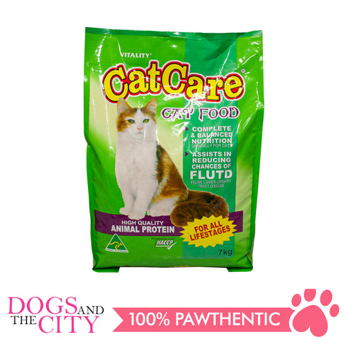 Vitality Cat Care 7kg - All Goodies for Your Pet