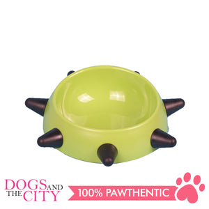 DGZ Beveled Round Bowl with Long Rivet 20X8cm 500ml