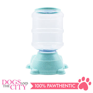 DGZ Gravity Automatic Pet FOOD Feeder Dog Cat Food Dispenser 3.8L