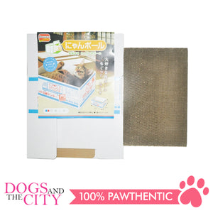 DGZ Cat Japanese Design Premium Scratching Pad with Corrugated Box