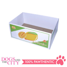Load image into Gallery viewer, DGZ Cat Japanese Design Premium Scratching Pad with Corrugated Box