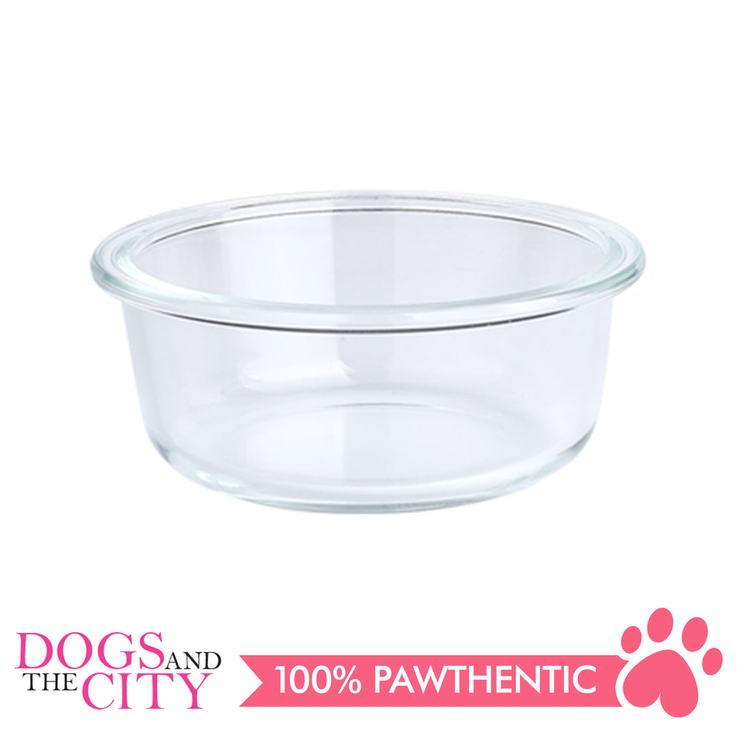 Dgz Nordic Glass Bowl 17.8Cm*6.2Cm