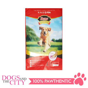 Dono Disposable Dog Diapers with Foam  LARGE 12's - All Goodies for Your Pet
