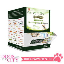 "Load image into Gallery viewer, Dentalight 2276 2.5"""" DentalBone-small 2pcs 16g  Treats (36 pieces per box) - All Goodies for Your Pet"