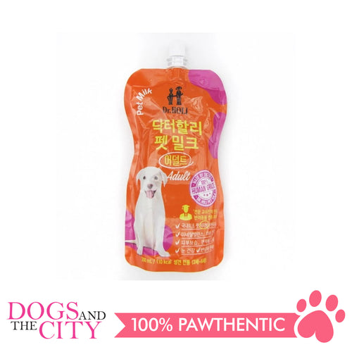 Dr. Holi Dog Milk Adult 200ml - All Goodies for Your Pet
