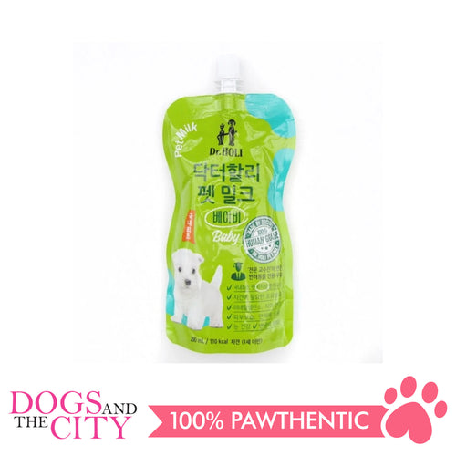 Dr. Holi Dog Milk Baby 200ml - All Goodies for Your Pet