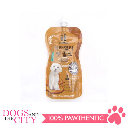Dr. Holi Dog Milk Caramel 200ml - All Goodies for Your Pet