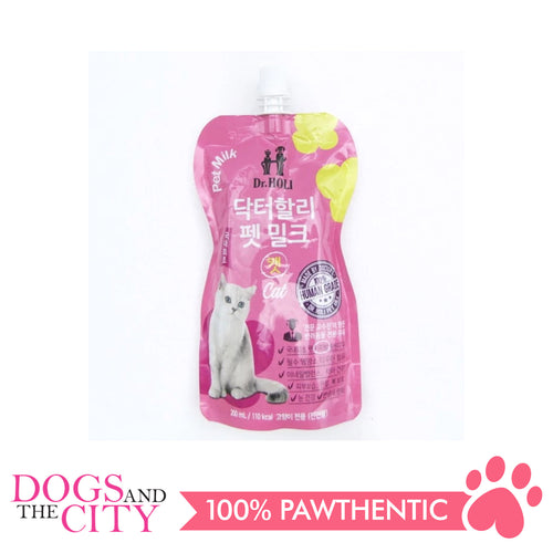 Dr. Holi Cat Milk 200ml - All Goodies for Your Pet