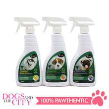 Load image into Gallery viewer, Endi ES084 Lavender Fragrance Pet Deodorizer Spray for Dog and Cat 500ml
