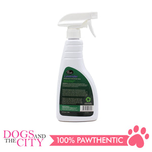Endi ES084 Lavender Fragrance Pet Deodorizer Spray for Dog and Cat 500ml
