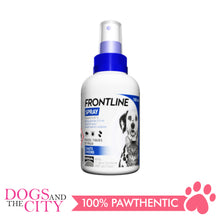 Load image into Gallery viewer, Frontline Flea & Tick Spray for Dogs & Cats 100ml - Dogs And The City Online