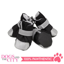 Load image into Gallery viewer, Jml Mesh+Reflective Leather Dog Shoes X-Large - All Goodies for Your Pet