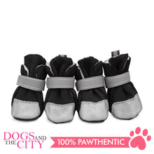 Load image into Gallery viewer, Jml Mesh+Reflective Leather Dog Shoes Medium - All Goodies for Your Pet
