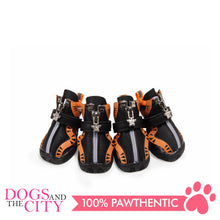 Load image into Gallery viewer, JML Mesh with Rubber Sole Dog Shoes Size 3 - All Goodies for Your Pet