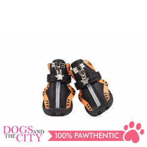 JML Mesh with Rubber Sole Dog Shoes Size 3 - All Goodies for Your Pet