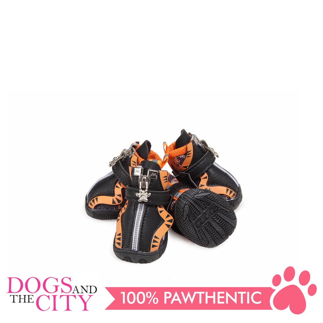 JML Mesh with Rubber Sole Dog Shoes Size 5 - All Goodies for Your Pet