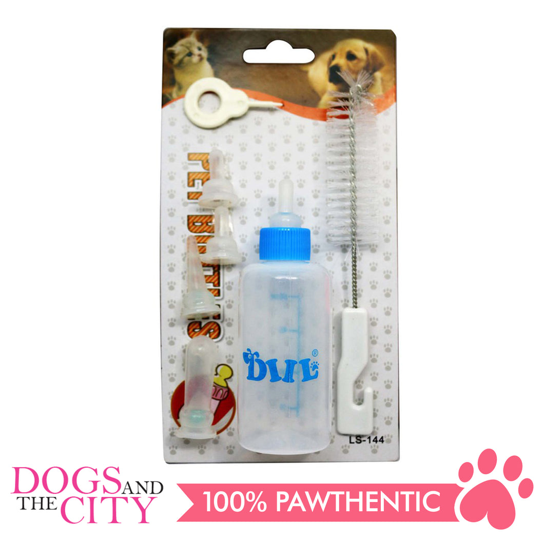 JX LS144 Small Feeding Pet Bottle 60ml