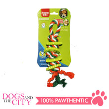 Load image into Gallery viewer, JX P1022-A String Cotton Rope Molar Pet Toy 20X5X5Cm