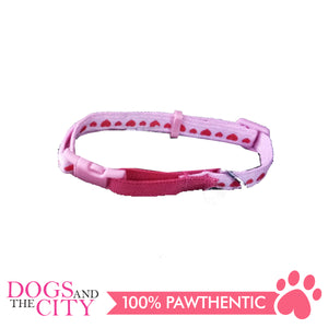 JX 1.0cm Japanese Collar for Dogs and Cats