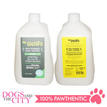 Load image into Gallery viewer, Mr. Giggles Dog Shampoo & Conditioner Baby Powder 1 Gallon/4L