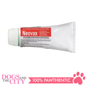 Neovax Ointment 20g For Dogs and Cat - All Goodies for Your Pet