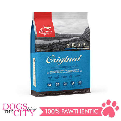 Orijen Original Adult Dog 11.4 kg - All Goodies for Your Pet
