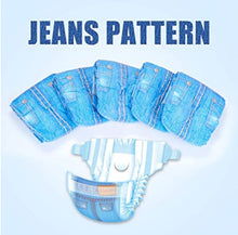 Load image into Gallery viewer, Pet Soft Denims Diaper Large 8's - All Goodies for Your Pet