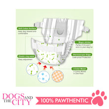 Load image into Gallery viewer, Pet Soft Disposable Diaper XL 12'S - Dogs And The City Online