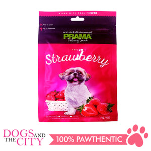 Prama Delicacy Snack Strawberry 70g - All Goodies for Your Pet