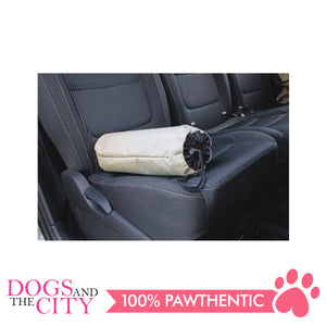 Pawise 12513 Car Bench Seat Cover for Pets 141x137cm