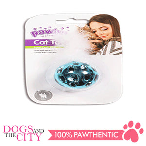 Pawise 28209 Cat Toy Metallic Ball 5cm - All Goodies for Your Pet